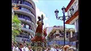 preview picture of video 'Semana Santa en San José, Costa Rica, 2012. Viernes Santo, Procesión del Santo Encuentro.'