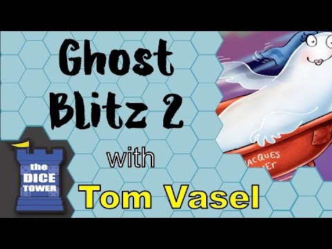 Dice Tower Reviews: Ghost Blitz 2