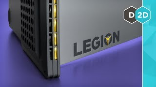 Legion Y740 - This Laptop Is the One