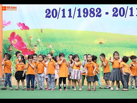 One little finger & Walking walking - Mr Cee Jay và các bé trường Mầm non Thăng Long - 20/11/2019