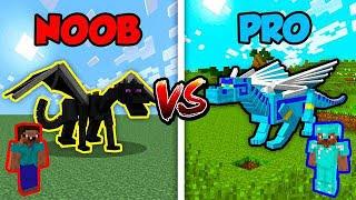 Minecraft NOOB vs. PRO: DIAMOND DRAGON in Minecraft!