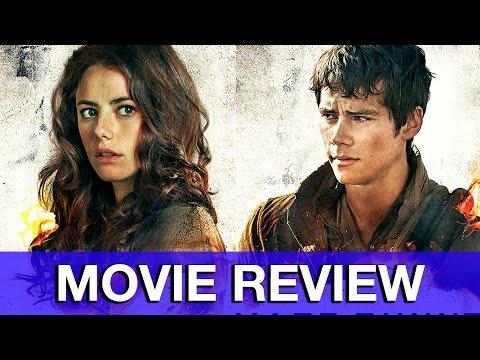 Maze Runner: The Scorch Trials Movie Review | MTW