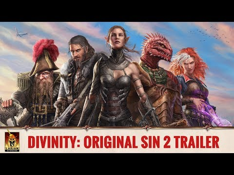 Divinity: Original Sin 2 Steam Gift GLOBAL
