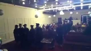 Graduación IBASI en la Iglesia de Dios Amor Y Paz