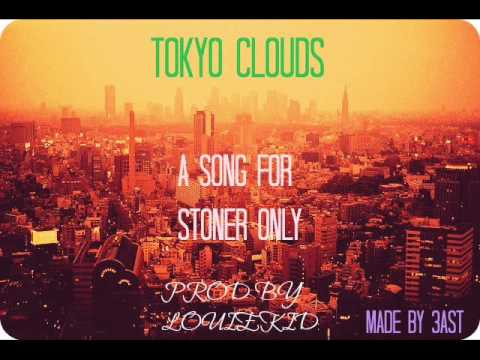 Young 3ast-Tokyo Clouds(Prod By Louiekid)