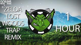 Gambar cover Zelda - Lost Woods (GFM Trap Remix) 【1 HOUR】