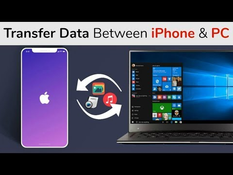 How To Transfer Photos/Videos From Computer to iPhone Without iTunes