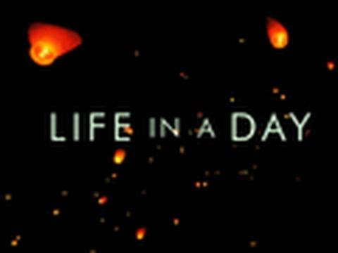 Trailer film Life in a Day