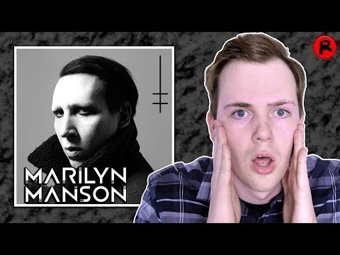 MARILYN MANSON – HEAVEN UPSIDE DOWN | ALBUM REVIEW