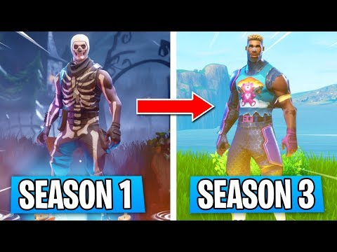 Fortnite Season 9 Fortbytes 55