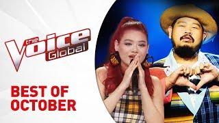 BEST OF OCTOBER 2019 in The Voice