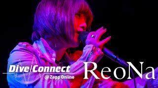 ReoNa「ANIMA」(オンラインライブ「Dive/Connect @ Zepp Online」より)