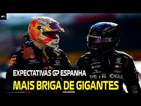 GP ESPANHA 2021 - EXPECTATIVAS E HORÁRIOS