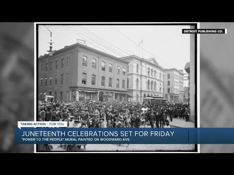 Juneteenth celebration set for Friday