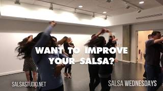 Salsa Advance Wednesdays