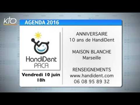 Agenda du 23 mai 2016