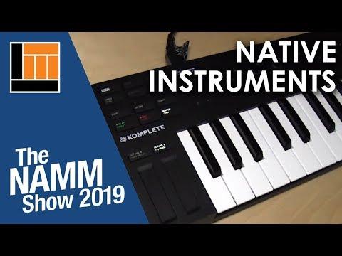 L&M @ NAMM 2019: Native Instruments