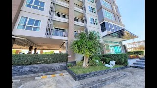 The Sea Condominium | One Bedroom Condo with Nice Layout and Walking Distance to Ao Nang Beach