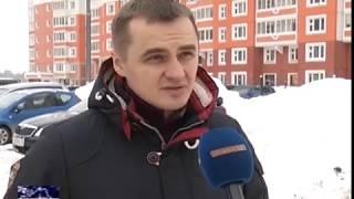 """Опасная лоджия"" - в микрорайоне ""Бутово-Парк - 2"""