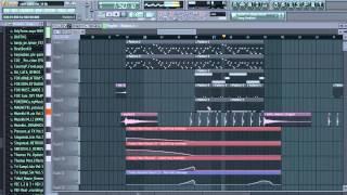Avicii - Can't Catch Me (Fl Studio Remake)