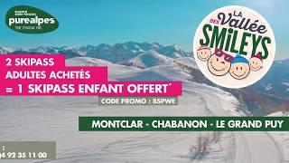 Campagne d'affichage Office Tourisme de Dignes - Station Montclar.  .