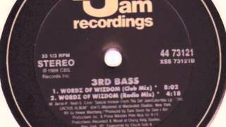 3rd Bass - Wordz Of Wizdom