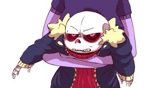 Blueberry sans and underfell sans cat are so funny and cute【 Undertale Comic dubs 】