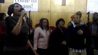 Back II Eden Destiny Christian Center's Voices of Praise