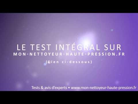 Nettoyeur Haute Pression Lavor X Ray 140 Plus