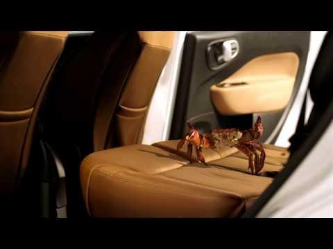 Fiat 500 L Хетчбек класса B - рекламное видео 3
