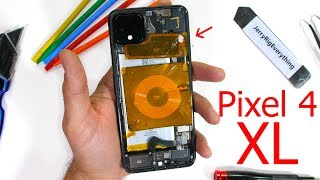 Google Pixel 4 XL Teardown - Why does Google's Phone Snap?