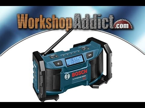 BOSCH PB180 RADIO REVIEW