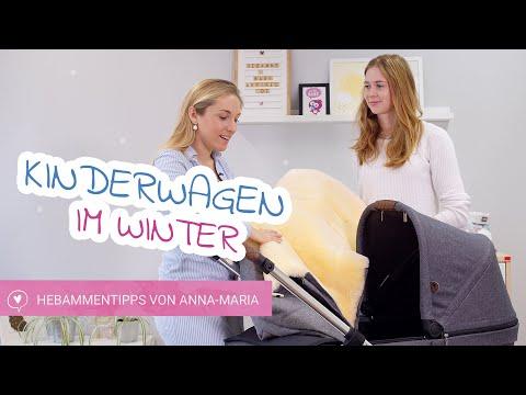 Mit Kinderwagen im Winter   Hebammentipps von Anna-Maria   babyartikel.de