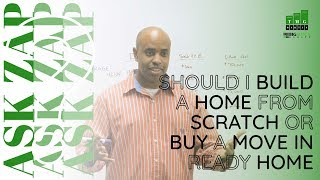 Best San Diego Realtor: Build a home from Scratch or Buy a renovated home? Ask Zap Martin