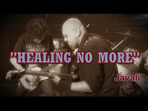 """POP JAVALI - """"HEALING NO MORE"""" - OFFICIAL FULL HD  VIDEO"""