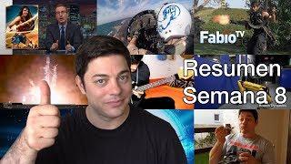 FabioTV - Resumen Semana 08 - 2018