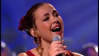 "Charlotte Church: ""Enchantment"" (2001), full concert. Fragment 14 of 20, ""From My First Moment""."