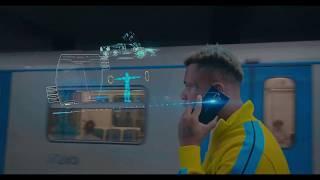 Жак Энтони   JAWS (премьера клипа)