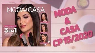 AVON MODA E CASA CAMPANHA 15/2020