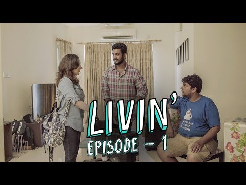 LIVIN' Ep 1 - Space Wars (Tamil Web Series) | Put Chutney