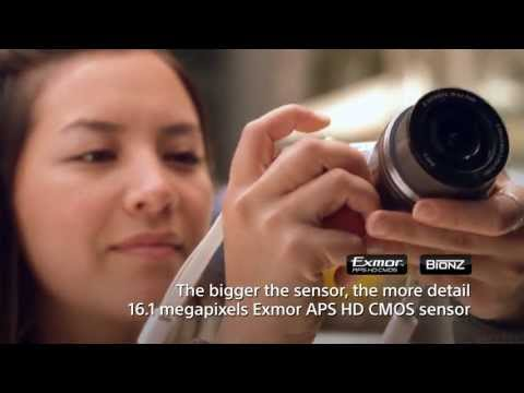 NEX-5T from Sony: Official Video Release
