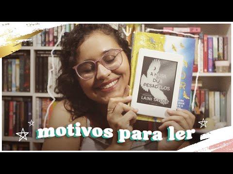 5 MOTIVOS PARA LER: UM ESTRANHO SONHADOR | Abdução Literária