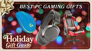 The Best PC Gifts - Holiday Gift Guide 2020