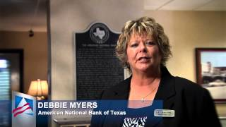 First American Payment Systems talks with American National Bank of Texas