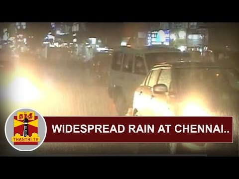 Widespread-Rain-in-Chennai--People-demand-action-on-Water-Stagnation-Thanthi-TV