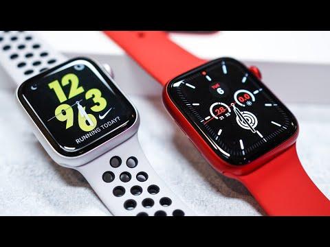 Apple Watch s6 | Watch SE | פתיחת קופסה