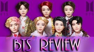 BTS Dolls Review [ BTS 방탄소년단 IDOL DOLLS ]
