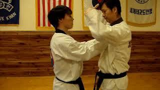 08 – Blue Belt Hapkido