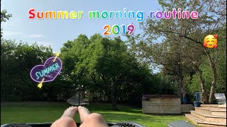summer morning routines aesthetic 2019 - TH-Clip