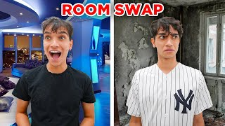Twins Swap Rooms for 24 Hours! (BAD IDEA)